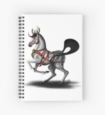 Cuaderno de espiral Merry Christmas! -from Nix