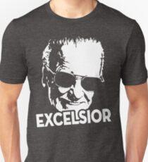 Excelsior Stan Lee Slim Fit T-Shirt