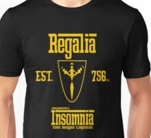 Regalia Motors-Final Fantasy XV Unisex T-Shirt