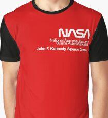 Camiseta gráfica NASA (Space Voyager)