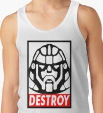 Destroy - Sentinel  Tank Top