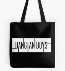 BTS/Bangtan Boys Pigalle-Inspired Tote Bag