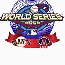 Vintage World Series-Shirt von thatyoungyork