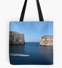Dwejra Lagoon - Gozo Tote Bag