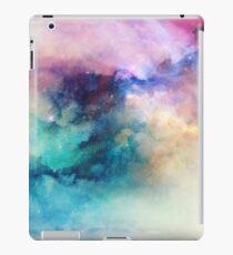 Vinilo o funda para iPad Bastante colorido rosa y turquesa Neon Clouds III