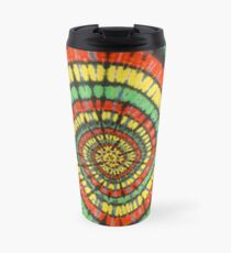 Tie-Dye Fraggle Thermobecher