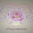 Congratulations- Wedding card by sarnia2
