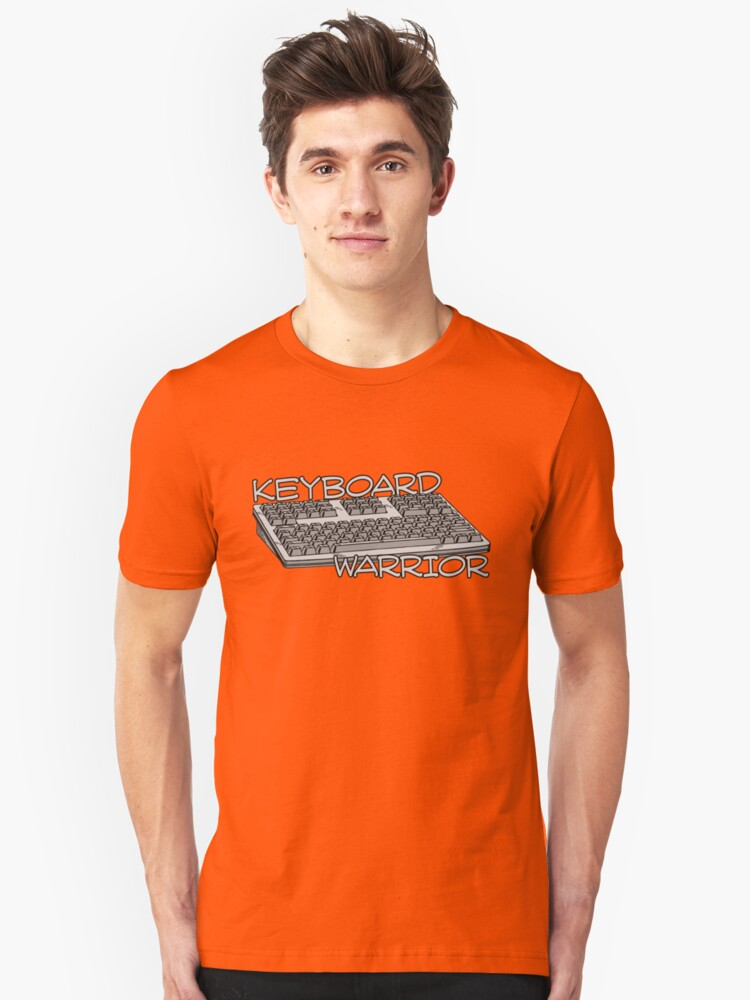 Keyboard Warrior by popularthreadz
