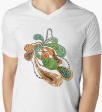 Just Weird Mens V-Neck T-Shirt