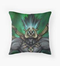 Bwonsamdi Throw Pillow