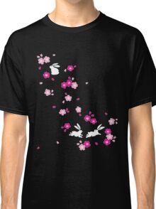 Japanese Bunny - Pink Classic T-Shirt