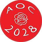 AOC 2028 by William Pate