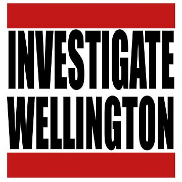 INVESTIGATE WELLINGTON by periphescence