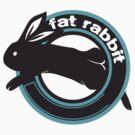 Fat Rabbit by gina1881996