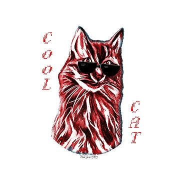 Cool Cat by Free-Spirit-Meg