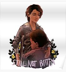 Still not bitten Poster