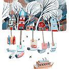 Island magic by Willmanannie