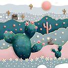 «Amigos del desierto» de Karin Taylor