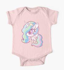 Weeny My Little Pony- Princess Celestia One Piece - Short Sleeve