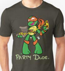 Teenage Mutant Ninja Turtles- Michaelangelo Unisex T-Shirt
