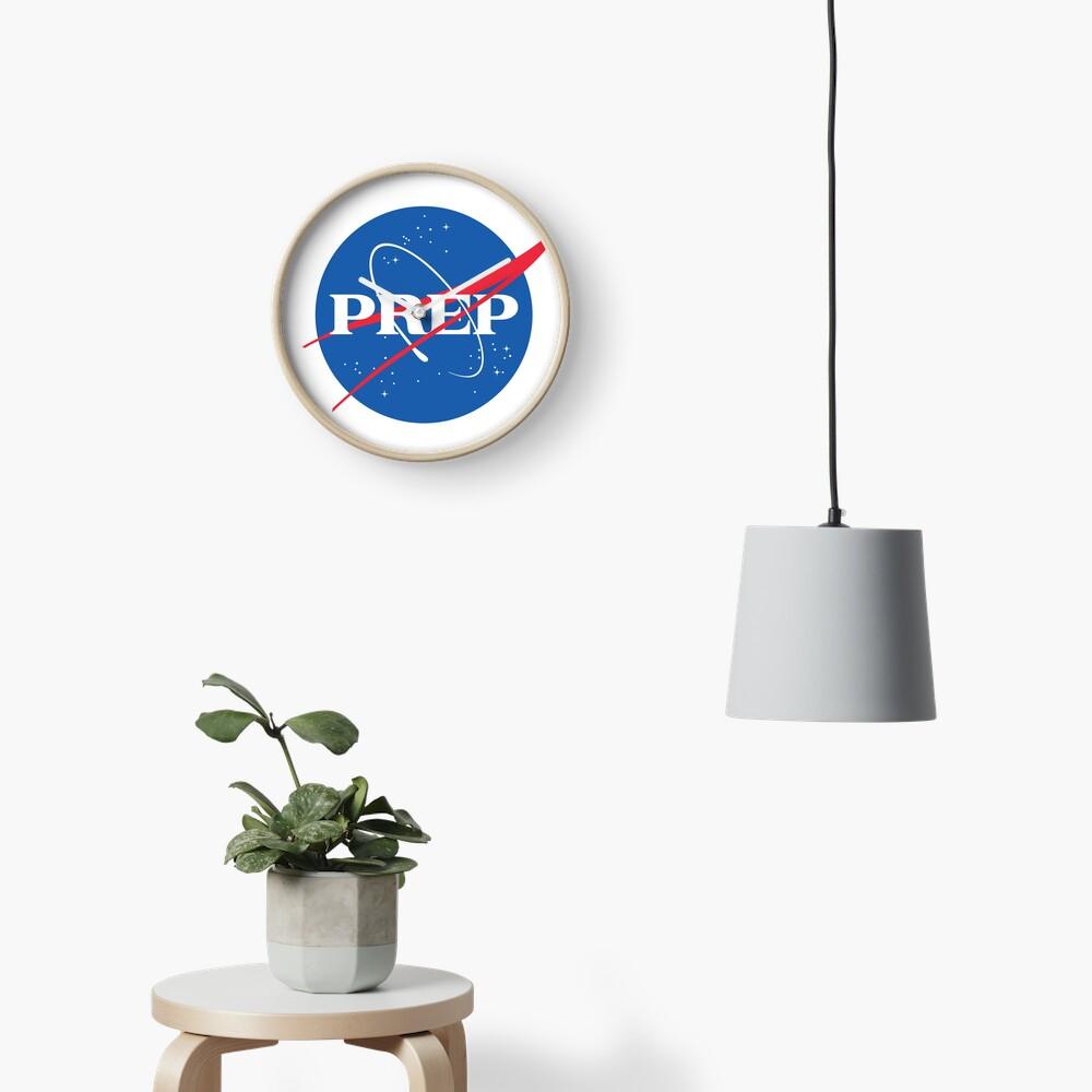NASA PrEP Clock