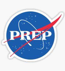 NASA PrEP Sticker