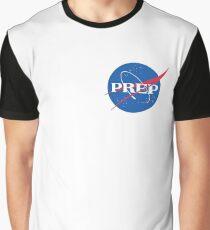 NASA PrEP Graphic T-Shirt