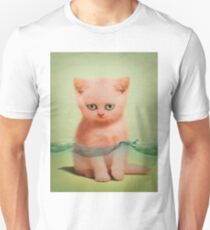 kitten tears 02 Unisex T-Shirt