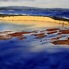 The Entrance Sand Bar, New South Wales by Joe Cartwright