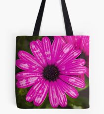 Way too close to flower Tote Bag