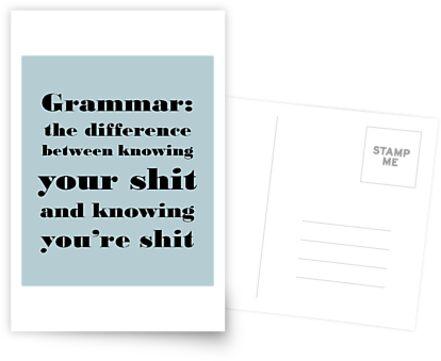 «Gramática: la diferencia entre tú y tú» de taiche