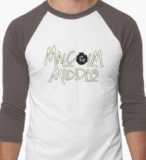 Malcolm in the Middle Men's Baseball ¾ T-Shirt