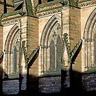 Kathedrale Windows von Alexandra Lavizzari