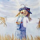 Scarecrow by Pat  Elliott
