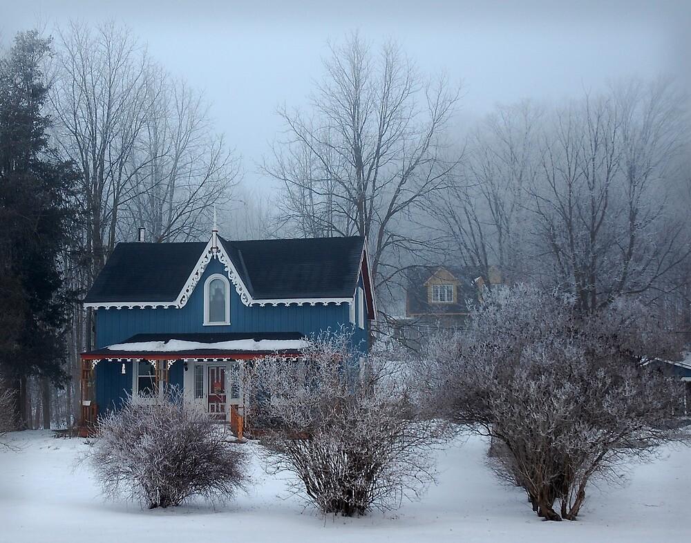 Home sweet home by Roxane Bay