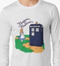 Curiouser & Curiouser Long Sleeve T-Shirt