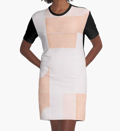 Retro Tiles 05 #redbubble #pattern Graphic T-Shirt Dress