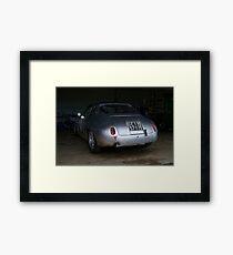 1960 Alfa Romeo Giulietta SZ Framed Print