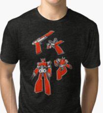 Z.A.P Wave Tri-blend T-Shirt