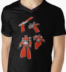 Z.A.P Wave Men's V-Neck T-Shirt