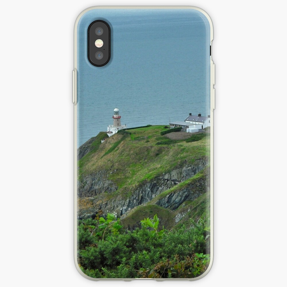 Howth Lighthouse - Ireland iPhone Case & Cover