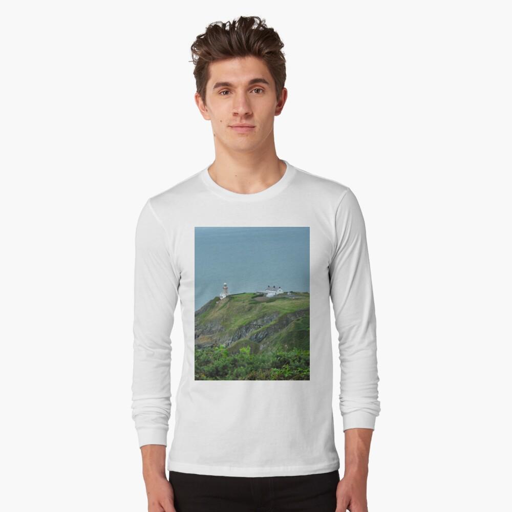 Howth Lighthouse - Ireland Long Sleeve T-Shirt