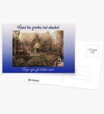 Gremlins Postcards