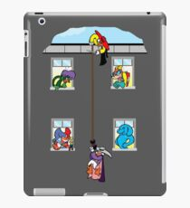 Hang in there! iPad Case/Skin