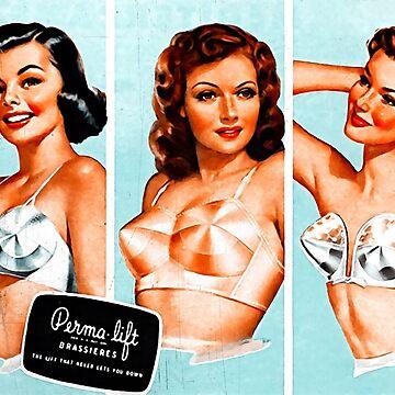 Bikini traje de baño / anuncio de la vendimia de NoraMohammed