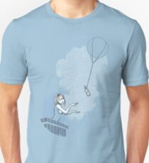Message In a Bottle Slim Fit T-Shirt