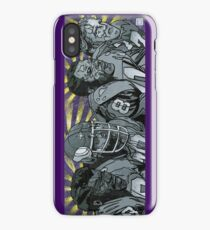 The Purple People Eaters iPhone Case/Skin