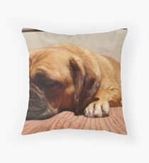 Permanently Perplexed Pepper Throw Pillow
