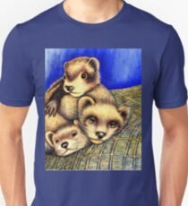 Ferret Layer cake  T-Shirt