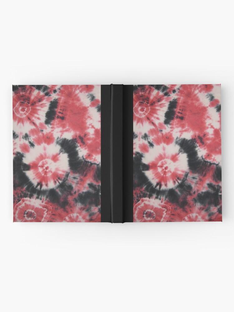 Alternative Ansicht von Tie Dye - DinamikTiDi Muster 2 Notizbuch